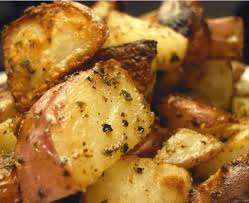 herb roasted potato